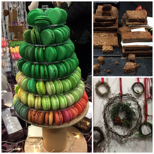 Festive fun and gorgeous colours at Foodies Festival Christmas