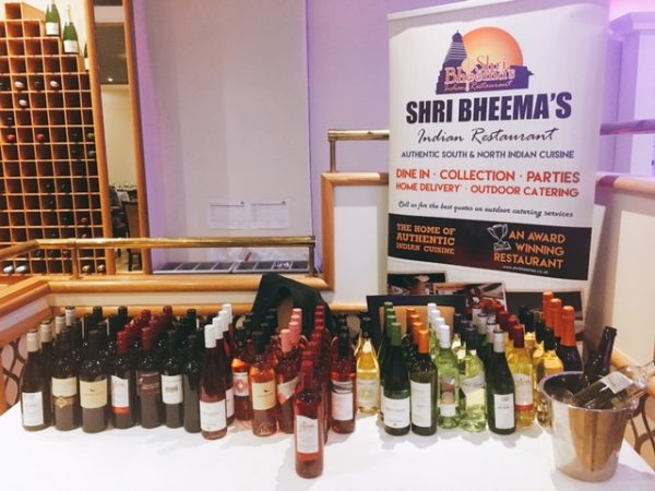 Shri Bheema's on Constitution Street – curry, wine and beer pairing