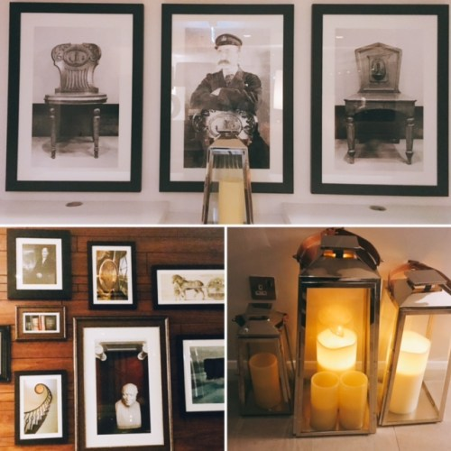 References to Robert Stevenson, the famous Scottish lighthouse engineer are seen throughout the hotel's decor