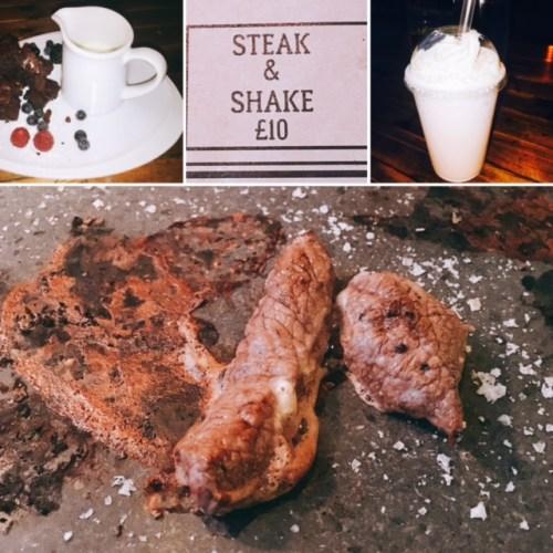 Steak and Shake - retro American dining