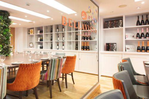 The Bellavista Room at Contini, George Street