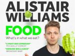 Food – Alistair Williams brings a new comedy show to Edinburgh