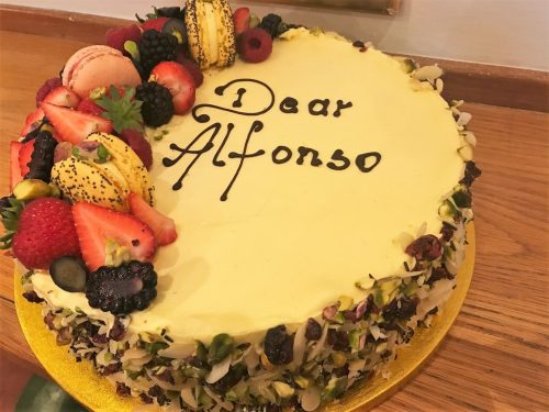 Dear Alfonso - An Italian Feast of Love and Laughter