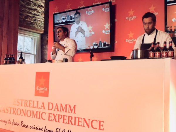 Estrella Damm Gastronomic Experience