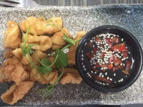 Salt 'n' Pepper Squid