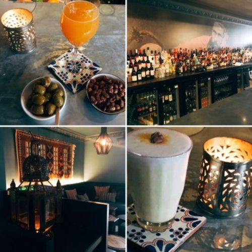 BABA's cosy cocktail bar is a den of iniquity