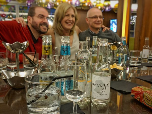 Ginnasium at One Square: want to know about gin?