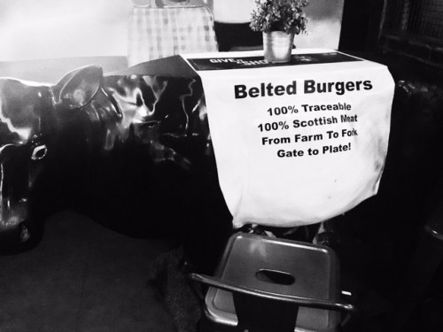 From farm to fork - provenance is everything at Belted Burgers