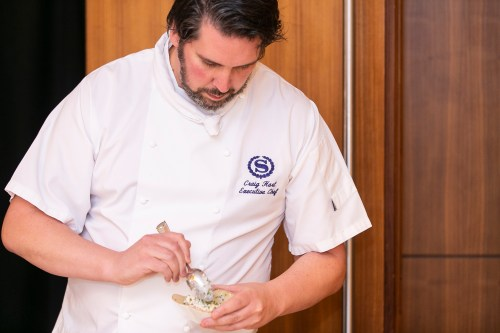 Executive Chef Craig Hart
