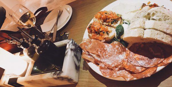 Vapiano – Italian fast food