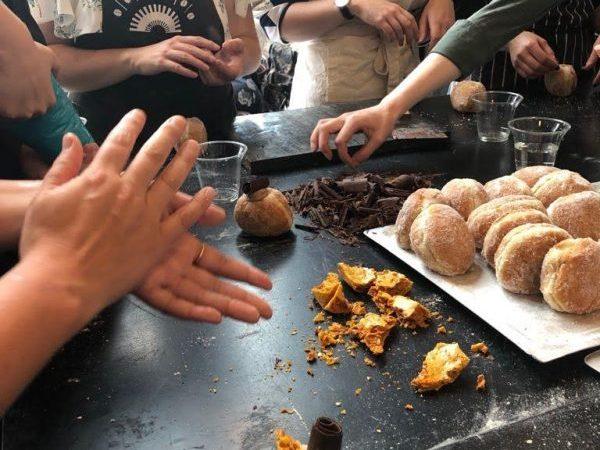 Baba Budan Doughnut Making Class