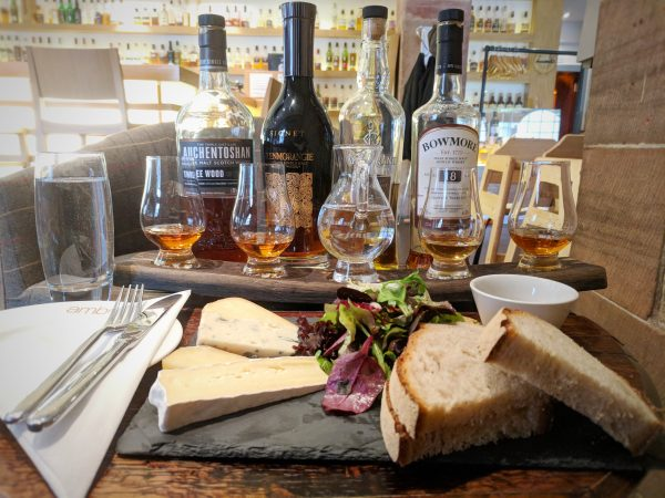 Scotch Whisky Experience – tradition and innovation
