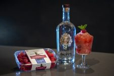 The Very Scotty Berry Cocktail created by Dine Mixologists using Daffy's Gin
