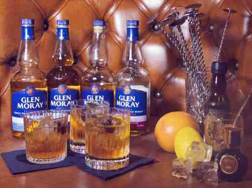 Crafting an 'Old Fashioned' with Glen Moray