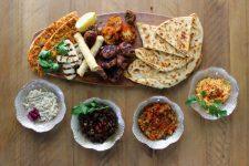 Kukina's classic platter