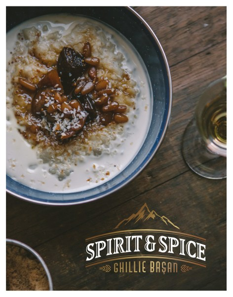 Ghillie Basan's latest book Spirit & Spice will take you on a culinary journey