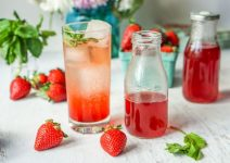 Strawberry shrub can be a refreshing addition to a gin and soda