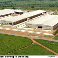 Santana Textiles Corporation of Brazil to build $180 million manufacturing plant in Edinburg