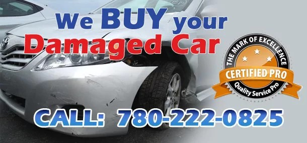 cash for junk cars damaged cars salvaged cars in edmonton
