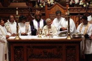 UBE Day 2 Trinity Eucharist 10