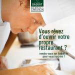 Badoit fait Pétiller votre Futur Restaurant !