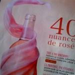40 Nuances de Rosés par Le Caviste Nicolas