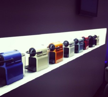 collection inissia nespresso