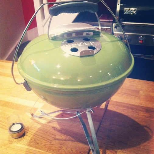 barbecue weber nomade