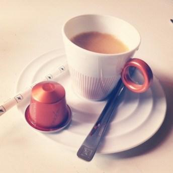 nespresso grand cru café santander