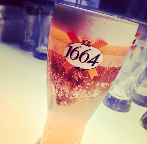 1664 gold bière kronenbourg