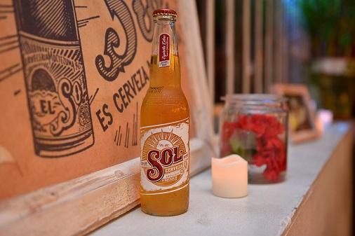 sol cerveza apéritivo libre bières