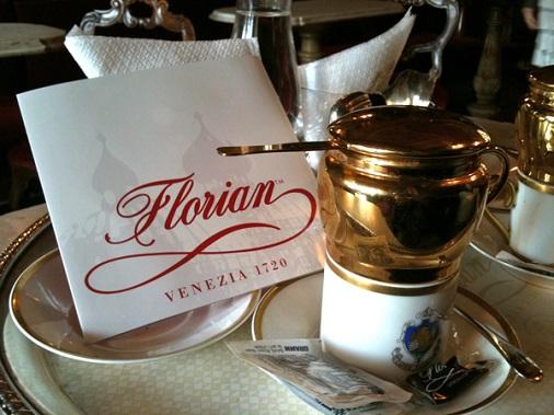 florian café venise