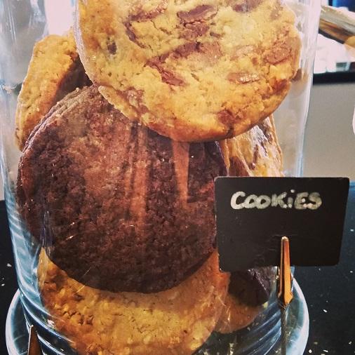 brunch restaurant lafayette hyatt regency paris etoile buffet cookies dessert