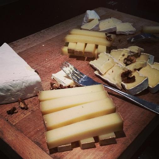 brunch restaurant lafayette hyatt regency paris etoile buffet fromage