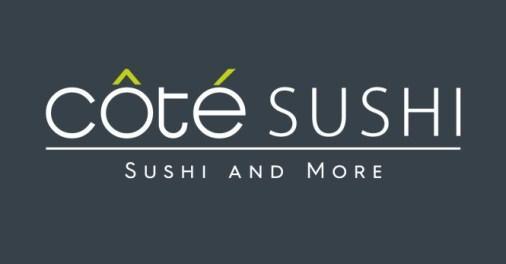 côté sushi restaurant logo