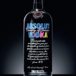 Vodka de Noël by Andy Warhol