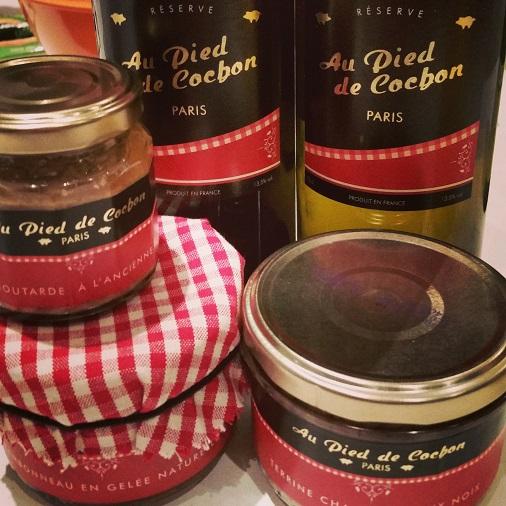 produits au pied de cochon restaurant épicerie online