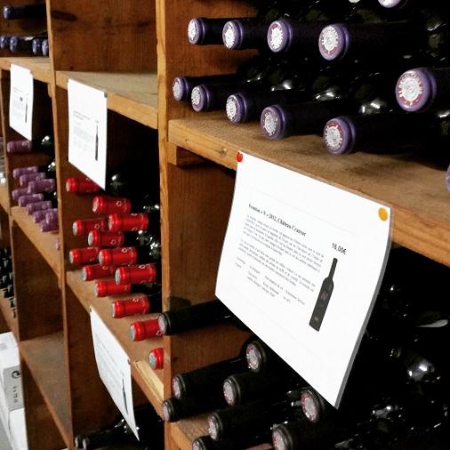 restaurant ô toulouse paris cave à vins