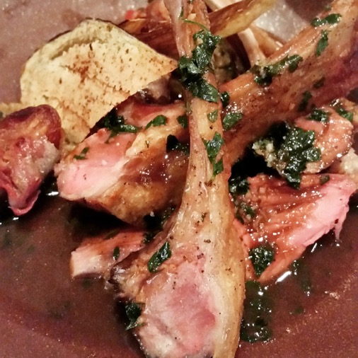 restaurant gastronomie agneau jeremie