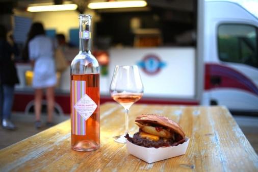 accord met et vin burger libanais LeClubDesVins (Burger) @RAPP by Jérémy Suchet 7