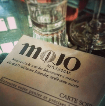 mojo kitchen bar restaurant paris