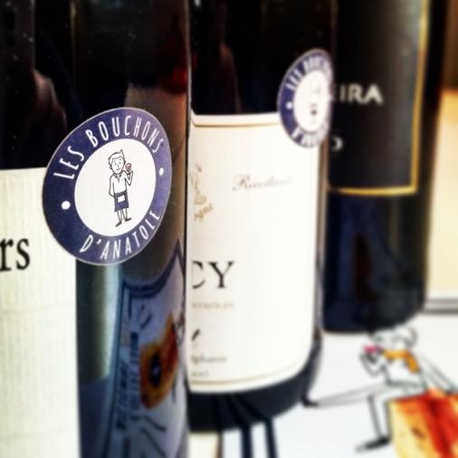 les bouchons d'anatole vins