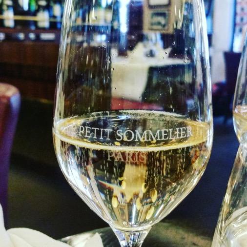 le petit sommelier restaurant paris champagne