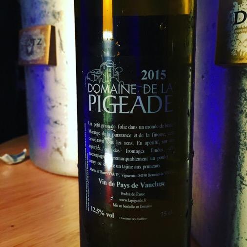 dégustation vins du vaucluse