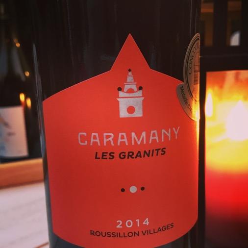 Caramany les granits Foire aux vins Franprix