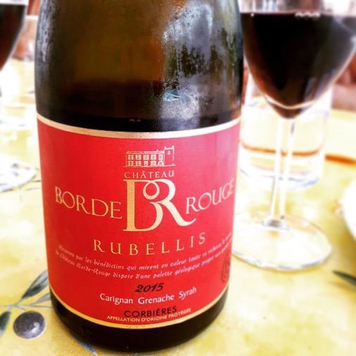 Borde Rouge Rubellis Foire aux Vins Franprix
