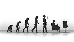 Evolution Fernseher