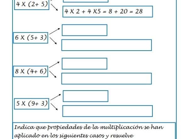 problemas de matematicas para cuarto de primaria para imprimir ...