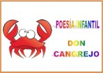Poesía infantil_Don Cangrejo