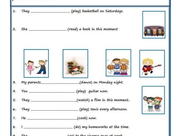 futuro perfecto en ingles ejercicios pdf